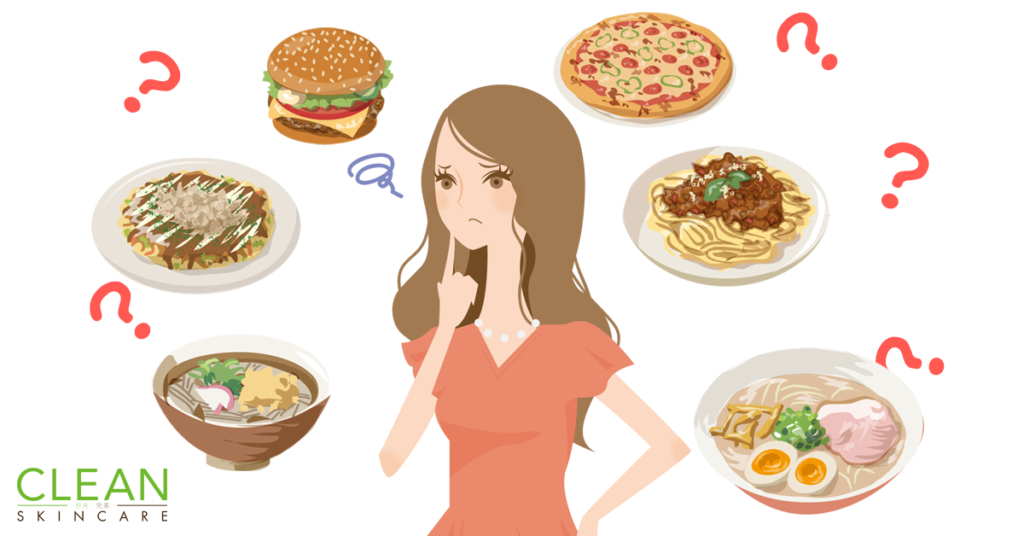 CLEAN Blog -濕疹應避免那些食物