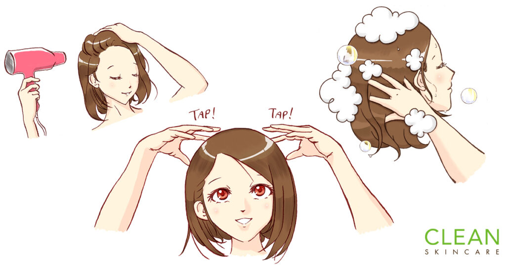 CLEAN Blog - 頭皮的保養