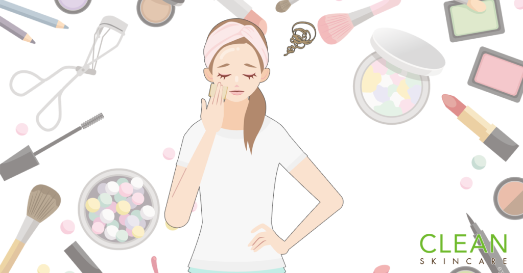 CLEAN Blog - 點解唔貼妝?