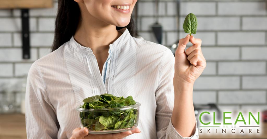 CLEAN Blog - 菠菜的好處