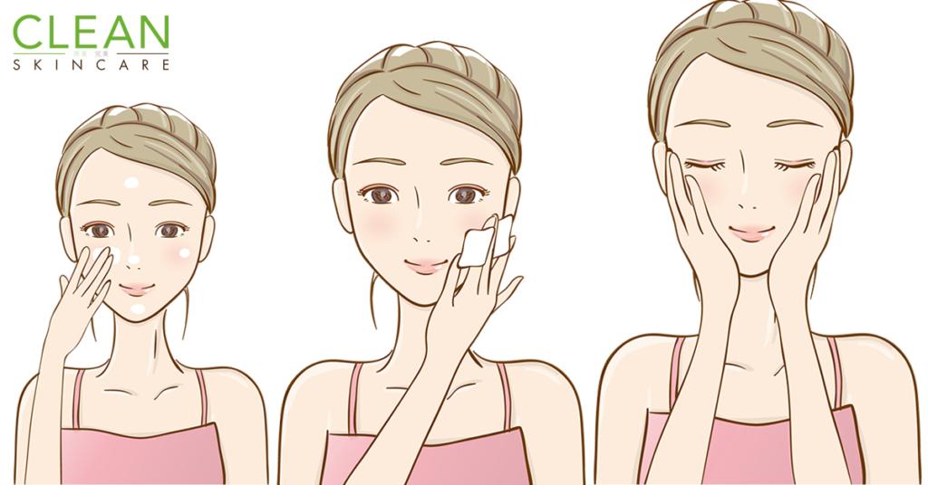 CLEAN Blog - 卸妝既重要性