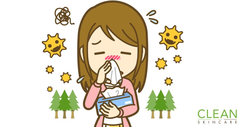 CLEAN Blog - 天氣轉變為什麼會容易病?