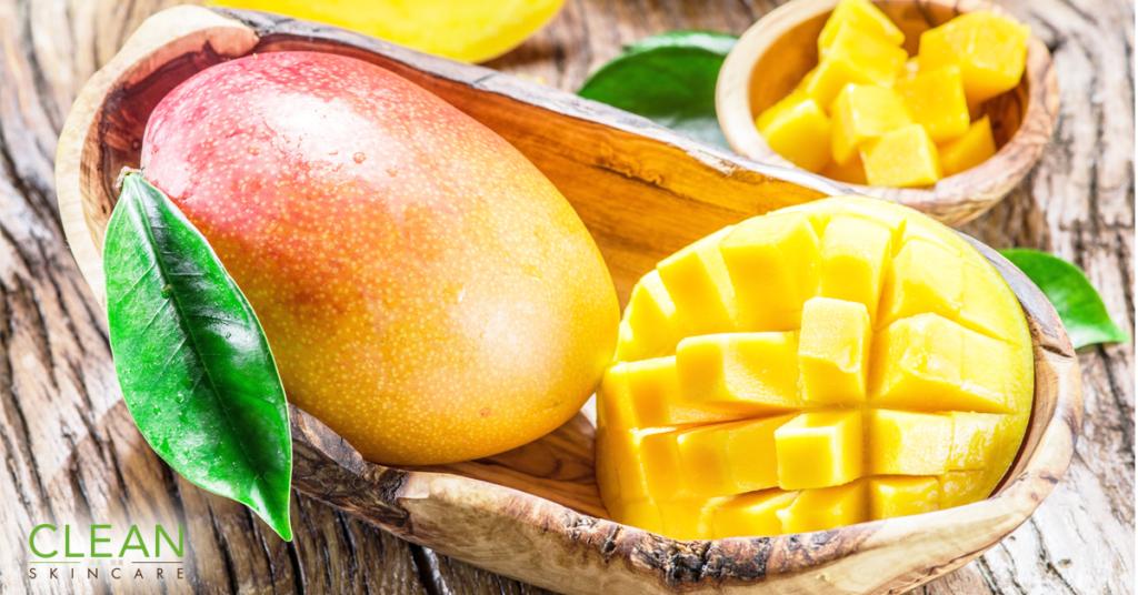 CLEAN Blog – 食芒果會令濕疹惡化?或令皮膚敏感?