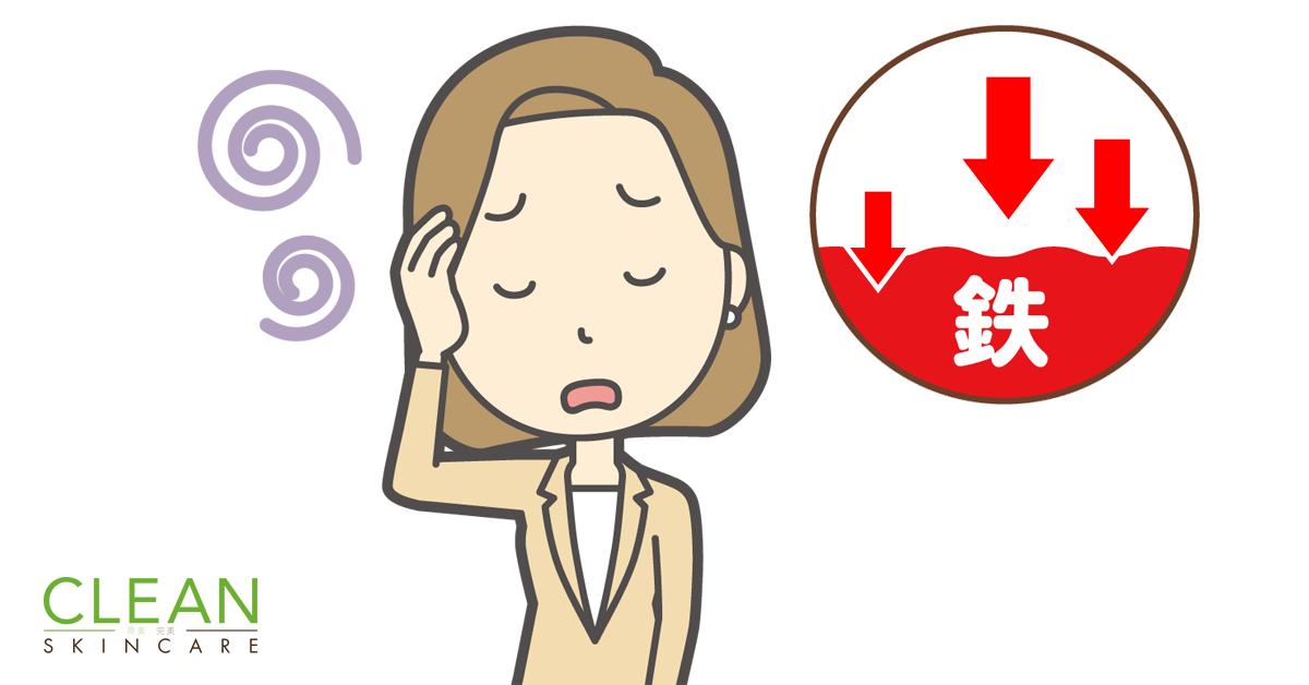 CLEAN Blog - 如何改善貧血問題?