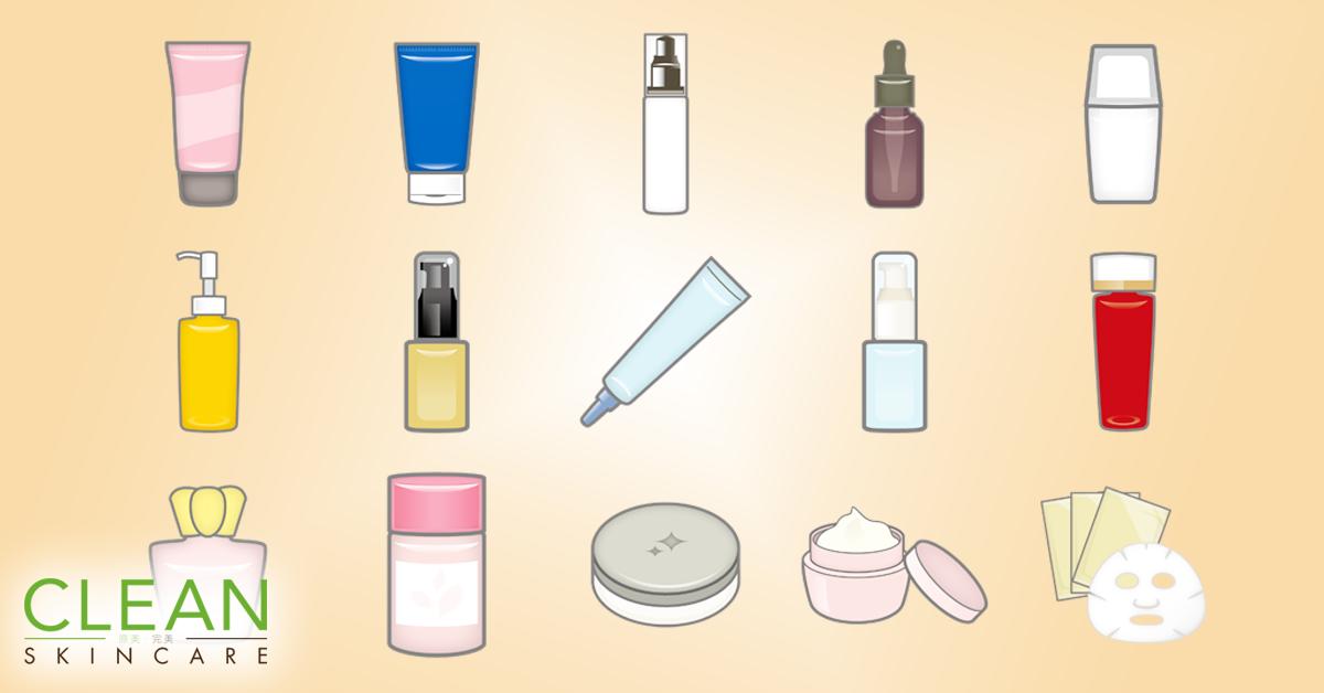 CLEAN Blog - 產品對激光或其他護膚療程的影響