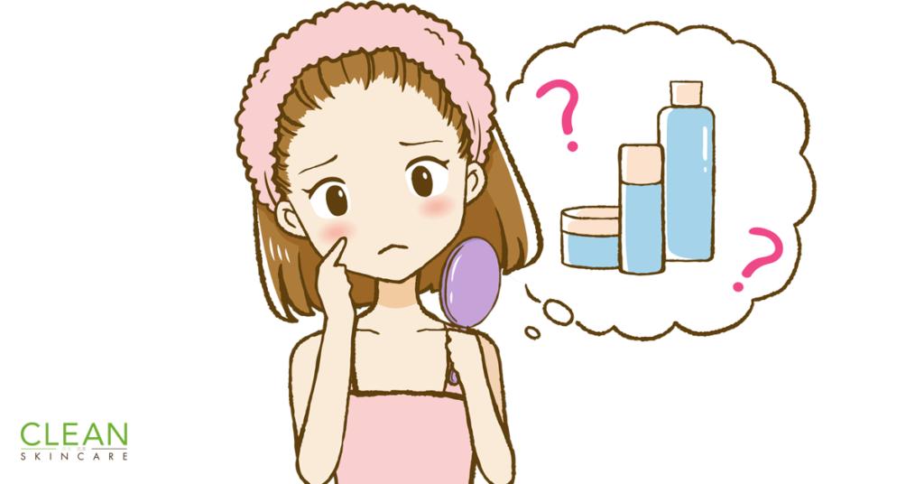 CLEAN Blog - 收毛孔產品能收毛孔?有效嗎?