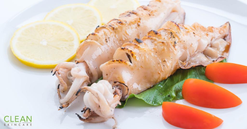 CLEAN Blog - 點解魷魚冇脂肪但係高膽固醇既