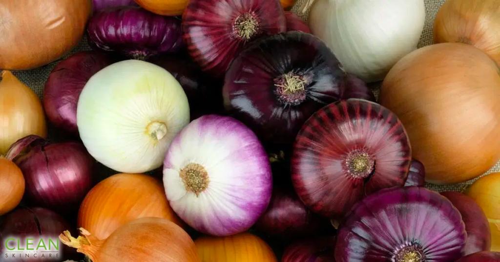 CLEAN Blog – 紫洋蔥既營養價值