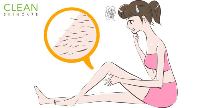CLEAN Blog - 多囊卵巢症會生多d體毛?