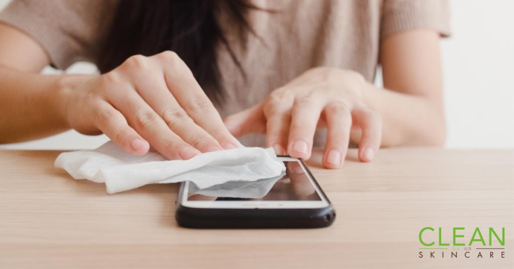 CLEAN Blog - 濕紙巾係紙定布?