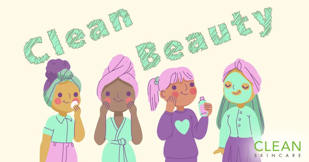 CLEAN Blog - 咩係CLEAN BEAUTY?