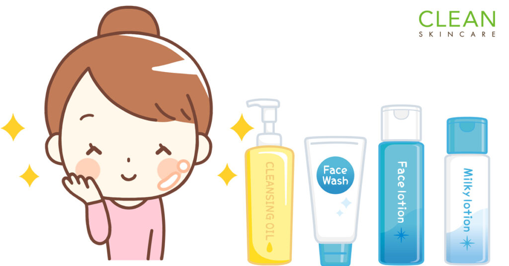 CLEAN Blog - 點樣揀適合自己膚質既潔面產品-Cleanser呢?