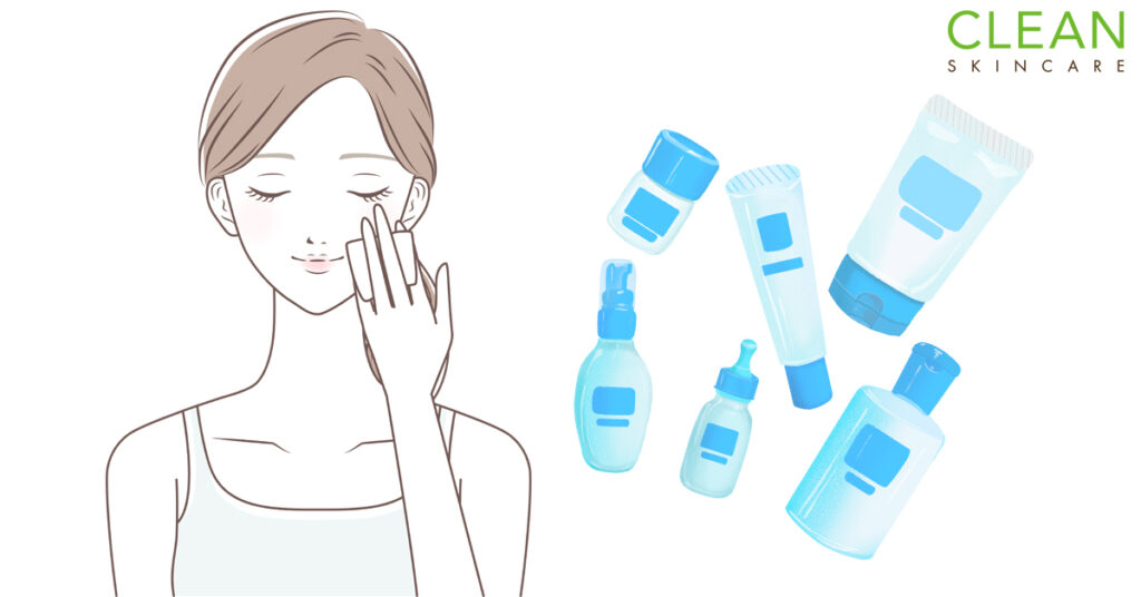 CLEAN Blog - 令皮膚生暗瘡既元兇係卸妝產品裡面?