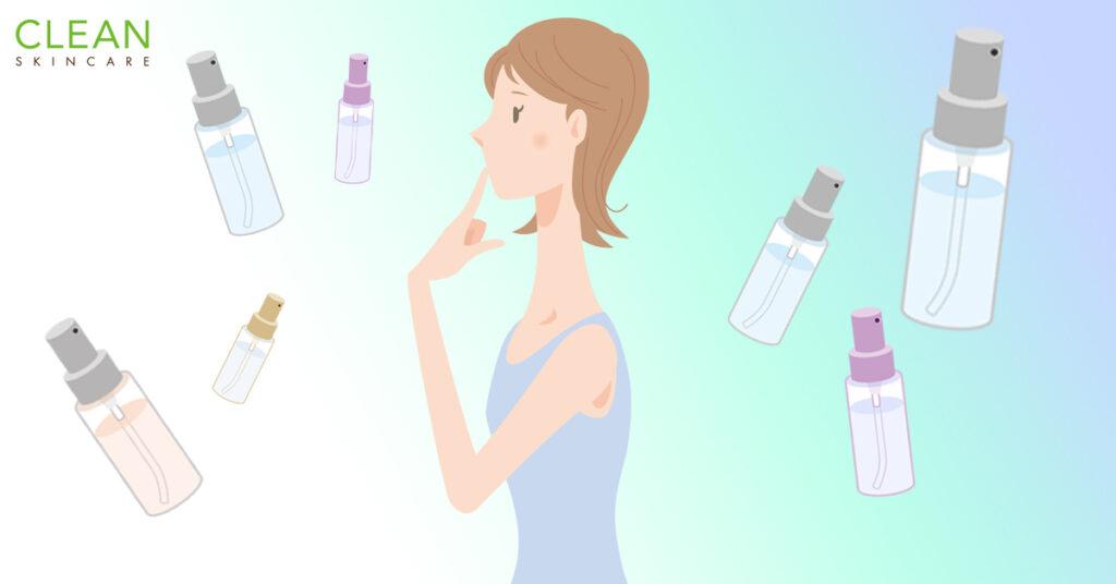 CLEAN Blog - 爽膚水是什麼?爽膚水點用㗎?
